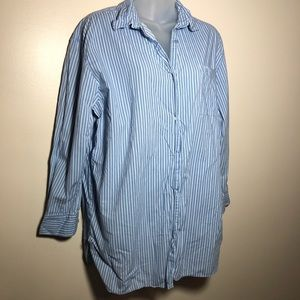Medium Victorias Secret Long Sleep shirt Nightgown